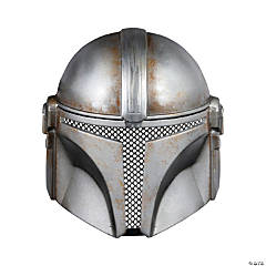 Adult's Star Wars™ The Mandalorian Battle Damaged Mask