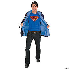 Adult's Superman™ Clark Kent Costume - Standard