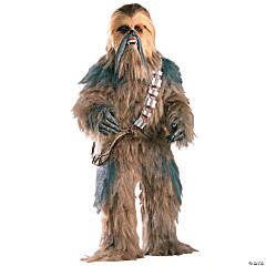 Adult's Supreme Edition Star Wars™ Chewbacca Costume - Standard