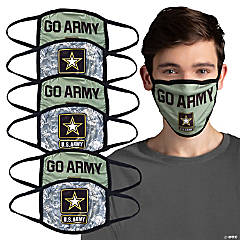 Adult's U.S. Army® Face Masks