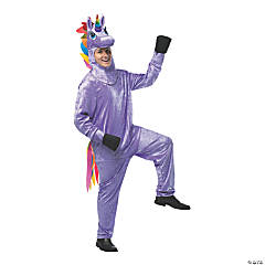 Adult's Unicorn Costume