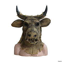 Adult Scarecrow Bull Mask