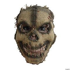 Adult Scarecrow Half Mask