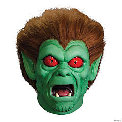 Adult Scooby Doo Big Bad Werewolf Mask