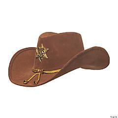 Adult Sheriff Hat