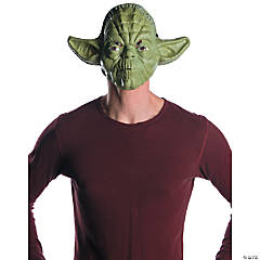 Adult Star Wars™ Ben Cooper® Classic Yoda Mask