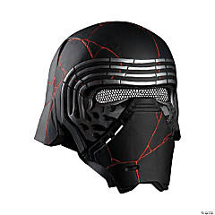 Adult Star Wars Rise of Skywalker Kylo Ren Two-Piece Mask