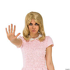 Adult Stranger Things™ Eleven Adult Blonde Wig
