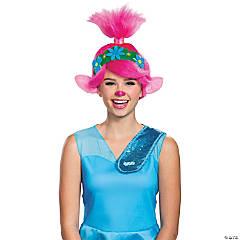 Adult Trolls Movie 2 Queen Poppy Wig