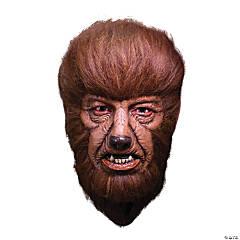 Adult Wolf Man Mask