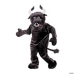 Adult's Bull Mascot Costume