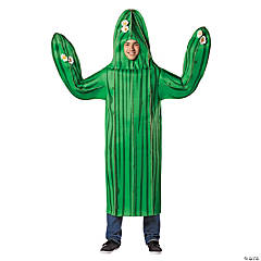 Adult's Cactus Costume
