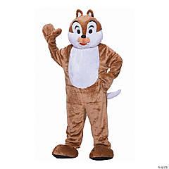 Adult's Chipmunk Mascot Costume