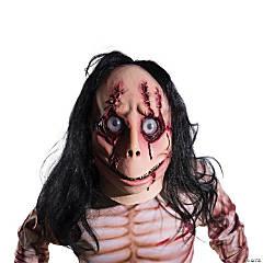 Adult's Creepy Pasta Screen Stalker Mask