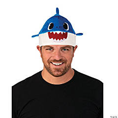 Adult's Daddy Shark Hat