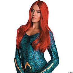 Adult's DC™ Aquaman Mera Wig