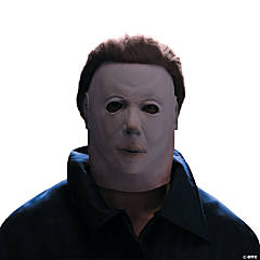 adults deluxe michael myers mask