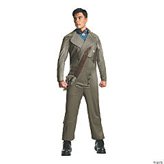 Adult's Deluxe Steve Trevor Costume - Standard