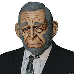 Adult's George W. Bush of the Apes Mask