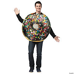 Adult's Get Real Doughnut Costume