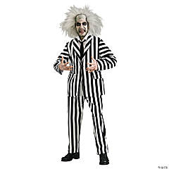 Adult's Grand Heritage Beetlejuice™ Costume - Standard