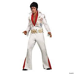 Adult's Grand Heritage Eagle Jumpsuit Elvis Presley Costume - Large