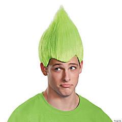 Adult's Green Wacky Wig