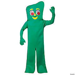 Adult's Gumby Costume