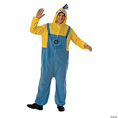 Adult's Minion Costume - Standard