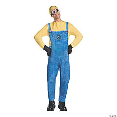 Adult's Minion Jerry Costume - Extra Large