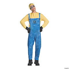 Adult's Minion Jerry Costume - Standard