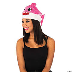 Adult's Mommy Shark Hat