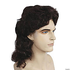 Adults Mullet Wig