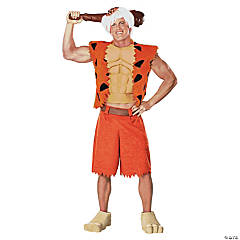 Adult's Muscle Chest The Flintstones™ Bamm-Bamm Costume - Standard
