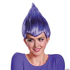 Adult's Purple Wacky Wig