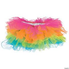 Adult's Rainbow Tutu