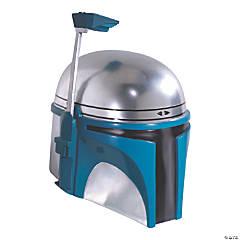 Adult's Supreme Edition Star Wars™ One-Piece Jango Fett Helmet
