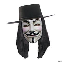 Adult's V for Vendetta™ Wig