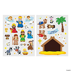 Advent Calendar Wall Clings