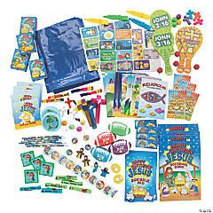 Advent Countdown Toy Assortment Kit