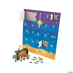 Advent Nativity Scene