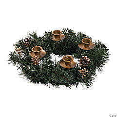 Advent Wreath Christmas Décor