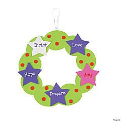 Advent Wreath Craft Kit