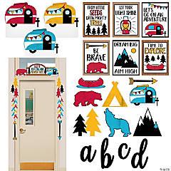 Adventure Classroom Decorating Kit
