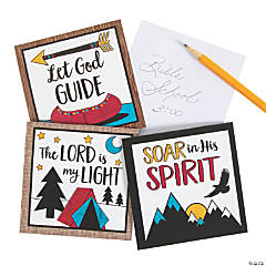 Adventure in Faith Notepads