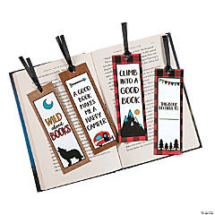 Adventure Laminated Bookmarks