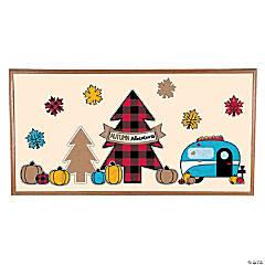 Adventure Seasonal Bulletin Board Cutouts Expansion Set