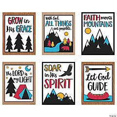 Adventures in Faith Posters