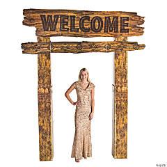 African Safari Theme Archway