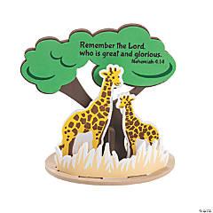 African Safari VBS 3D Tree Craft Kit